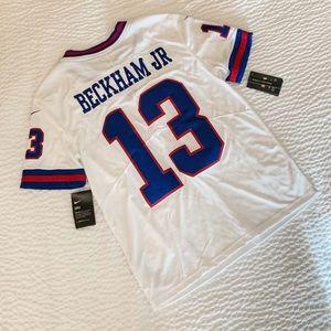 Nike New York Giants Odell Beckham Jr 819062-100